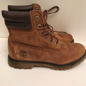 Timberland Boots Women's Size 8.5M